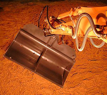 tilting buckets